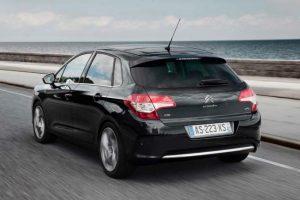 changer les plaquettes de frein Citroën C4